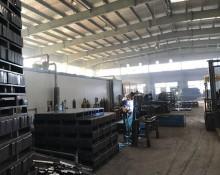 层板货架焊接车间2
