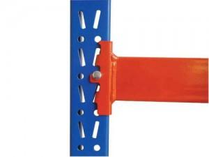 南京层板货架,立柱的形式